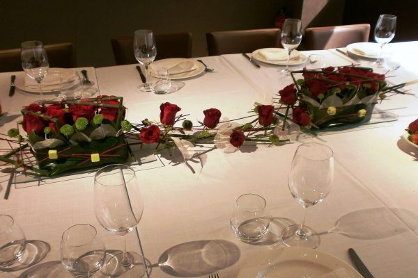 Decoración Restaurante de Laredo