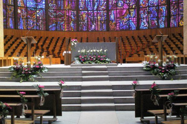 Decoración Iglesia de los Dominicos