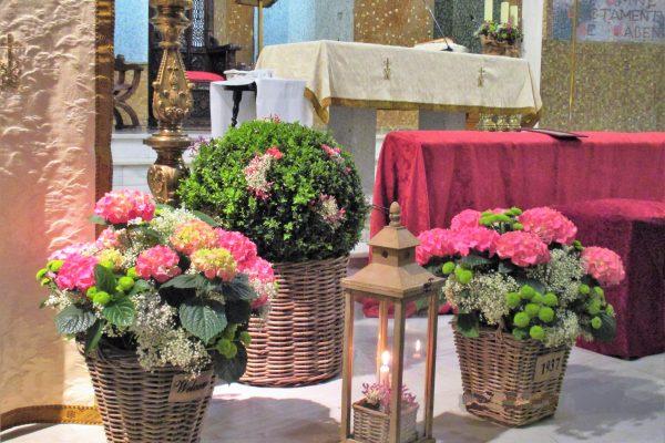 Decoración Iglesia de San Agustín