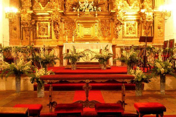 Decoración Iglesia (Ermita de El Mirón)