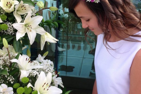 Coronitas de Flores