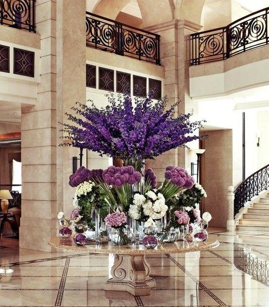 Decoraci n floral para hoteles un mundo de fantas a lleno - Decoracion de hoteles ...