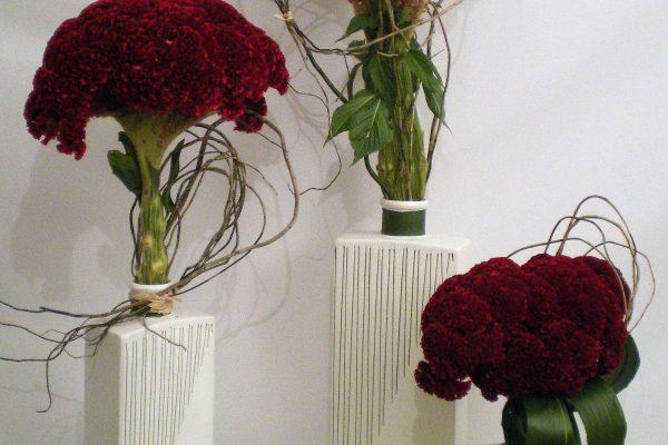 Creaciones florales Amarantos