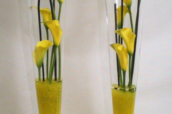 Creaciones Florales Calas Encriptadas