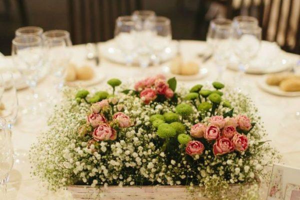 Creaciones Florales Cesta