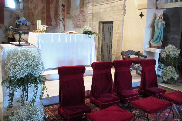 Decoración Iglesia de Torremocha del Jarama