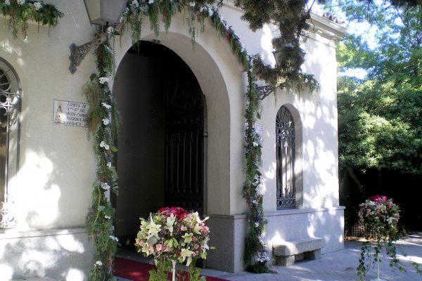 Decoración Iglesia (Ermita de Aravaca)