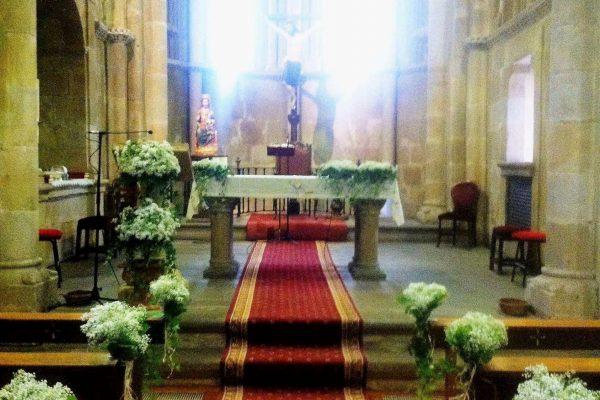 Decoración Iglesia San Juan de Rabanera