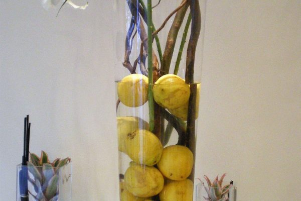 Creaciones Florales Limones y Lilliums