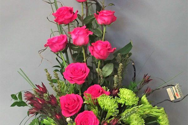 Creaciones Florales Rosas