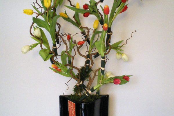 Creaciones Florales Tulipanes