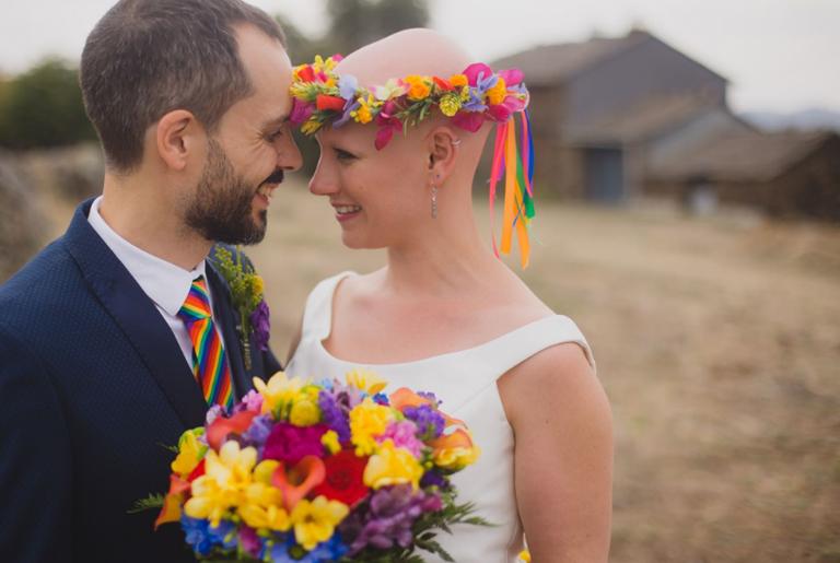 bodas originales en madrid, decoracion floral